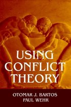 Omslag Using Conflict Theory