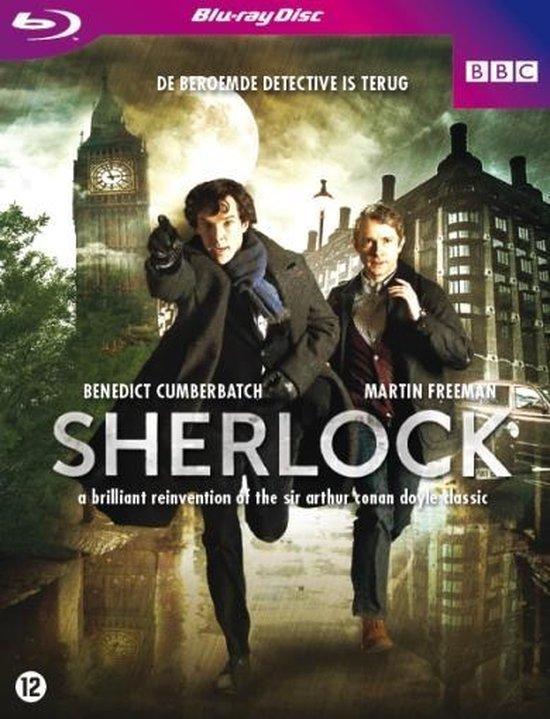 Cover van de film 'Sherlock'