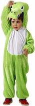 Krokodil Croco kostuum / outfit voor kinderen - dierenpak 104 (3-4 jaar)