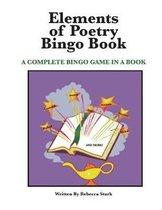 Elements of Poetry Bingo Book