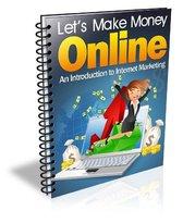 Let's make money online !