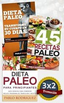 Pack Dieta Paleo 3x2