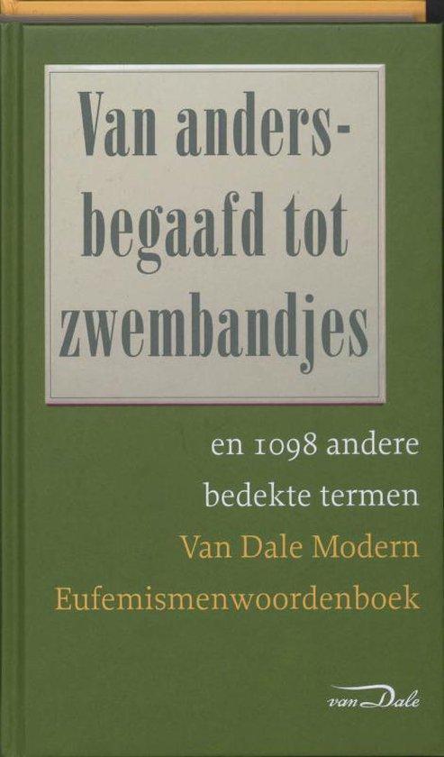 Van Dale Modern Eufemismenwoordenboek - Onbekend | Fthsonline.com