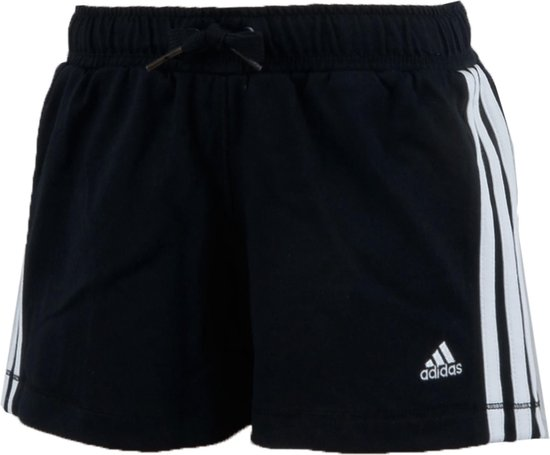 | adidas Young Girls Essentials Knit Short Korte