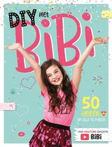 Boekomslag van 'DIY met Bibi'