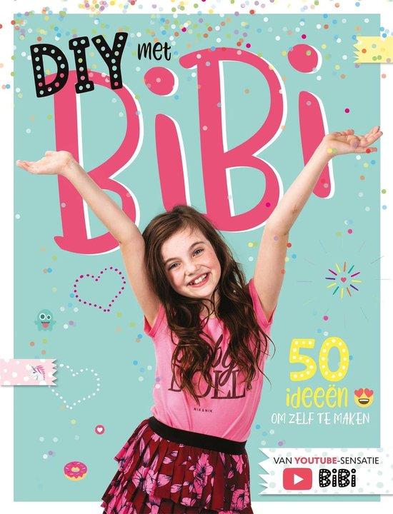 Boek cover DIY met Bibi van Bibi Diy (Onbekend)