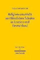 Religionsunterricht an oeffentlichen Schulen in Spanien und Deutschland