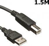1.5 Meter USB 2.0 A - B Printer Kabel