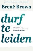 Boek cover Durf te leiden van Brené Brown (Paperback)