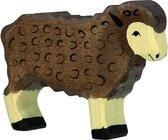 Holztiger houten schaap