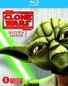 Star Wars: The Clone Wars - Seizoen 2 (Blu-ray)