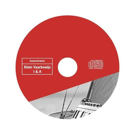 Boek cover Examentrainer Klein Vaarbewijs I & A van Ben Ros (Onbekend)