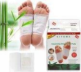 Kinoki -Detox voetpleisters - gewichtsverlies op een natuurlijke manier - Afslanken