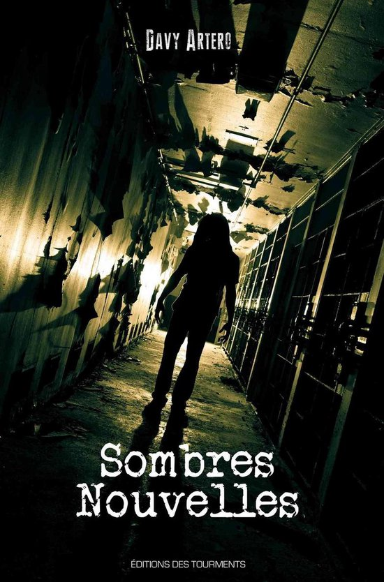 Boek cover Sombres Nouvelles van Davy Artero (Onbekend)