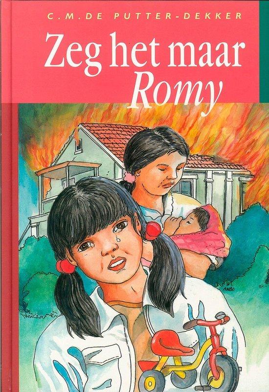 Zeg het maar, Romy - C.M. de Putter-Dekker pdf epub