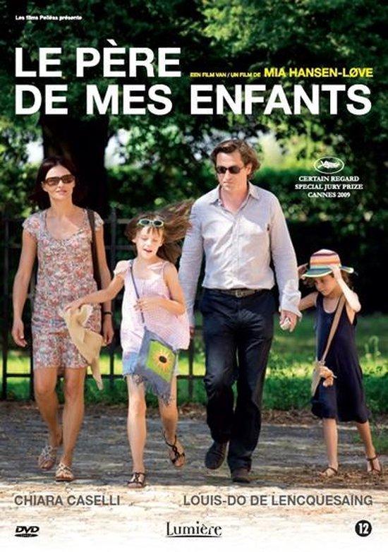 Cover van de film 'Le Pere De Mes Enfants'