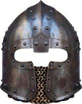 RUBIES FRANCE - Kartonnen riddermasker - Maskers > Half maskers