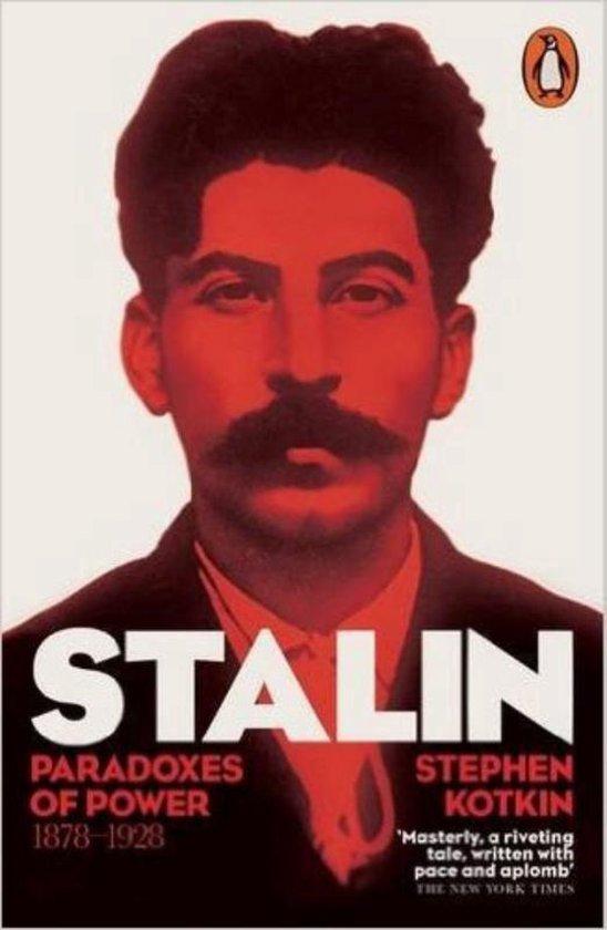 Boek cover Stalin, Vol. I van Stephen Kotkin (Paperback)