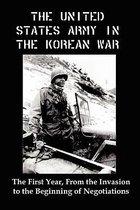 Boek cover United States Army in the Korean War van James F Schnabel