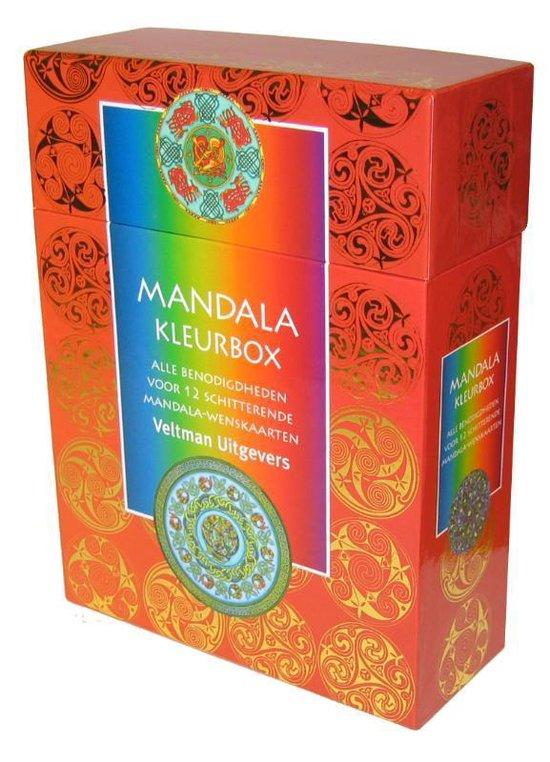 Mandala Kleurbox - Onbekend | Readingchampions.org.uk