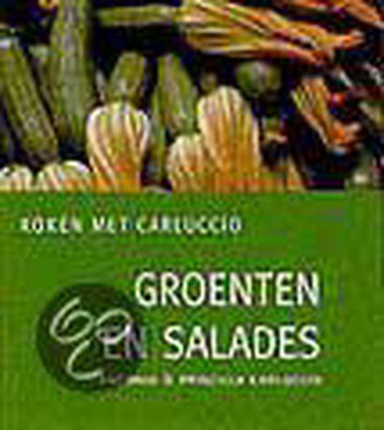 Groenten en salades - Antonio Carluccio pdf epub