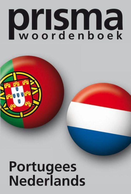 Cover van het boek 'Prisma woordenboek Portugees-Nederlands'
