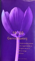 Nederlandse Poezie 19E En 20E Eeuw Pap