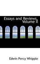 Essays and Reviews, Volume II