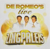 De Romeo's Live In Het Zingpaleis