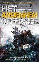 Boek cover Het offensief Ardennen van John Toland