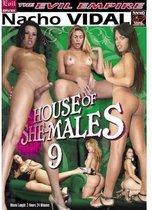 Erotiek - House Of She-Males - Vol. 09