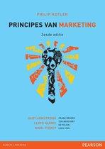 Boek cover Principes van Marketing van KOTLER (Paperback)