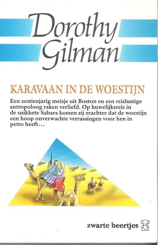 Karavaan in de woestijn - Gilman |
