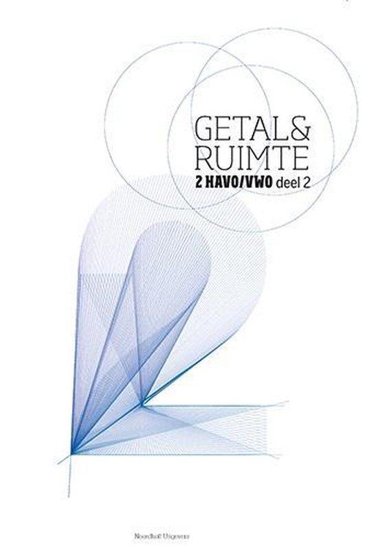 Getal en ruimte (10e ed) 2hv deel 2 - L.A. Reichard |