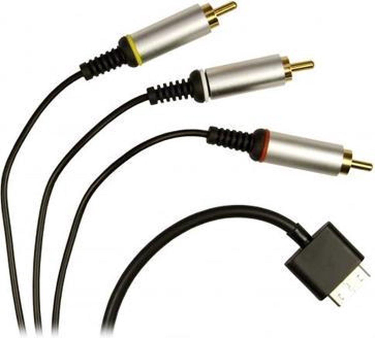 Av-S Cable Pspgo (Logic3) - Logic3