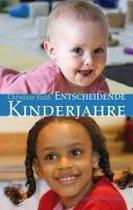 Omslag Entscheidende Kinderjahre