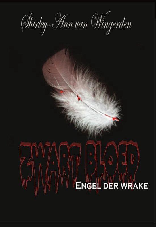 Cover van het boek 'Zwart bloed'