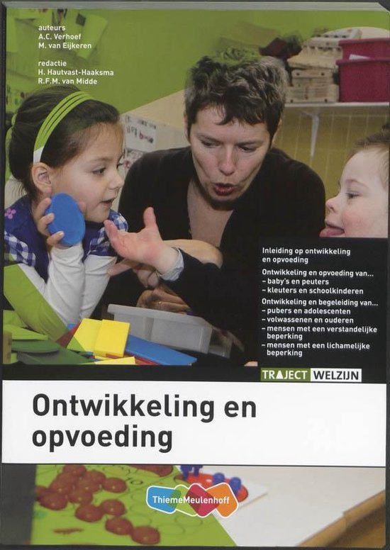Ontwikkeling en opvoeding / MBO - A.C. Verhoef |