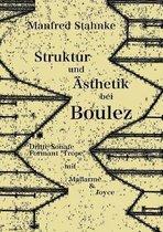 Struktur und AEsthetik bei Boulez