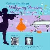 Wolfgang Amadeus Mozart für Kinder. 2 CDs