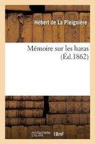 Memoire sur les haras