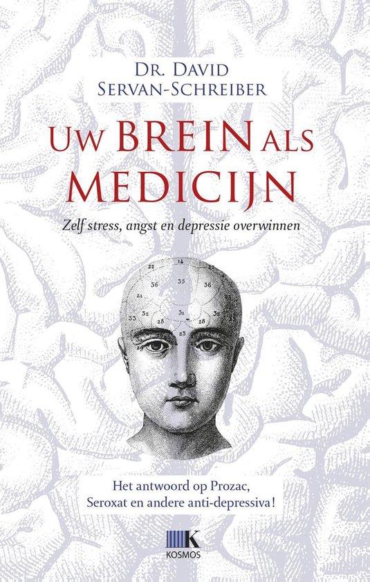 Uw brein als medicijn (Midprice) - David Servan-Schreiber | Fthsonline.com