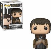 Pop Game of Thrones Bran Stark Vinyl Figure