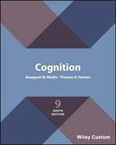 Boek cover Cognition van Margaret W. Matlin