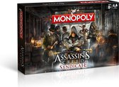 Monopoly Assassins Creed Syndicate - Bordspel