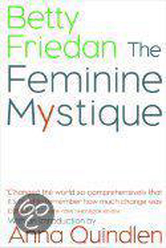 Boek cover The Feminine Mystique van Betty Friedan (Paperback)