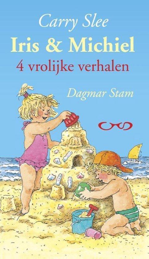 Boek cover Iris & Michiel. 4 vrolijke verhalen van Carry Slee (Paperback)