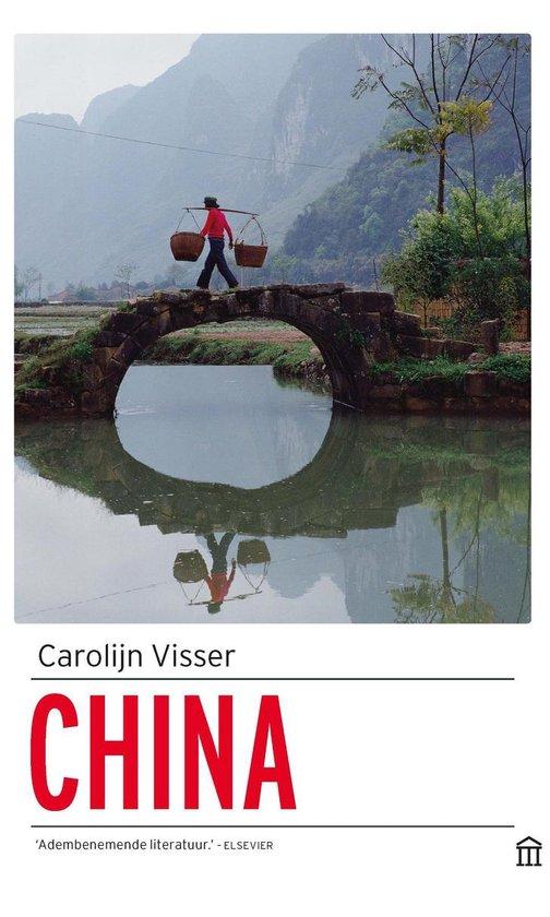 Boek cover China van Carolijn Visser (Paperback)