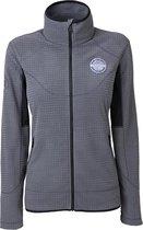 PK International Sportswear - Cascos - Fleece Jacket - Dames - Stone Gray - Maat L/40