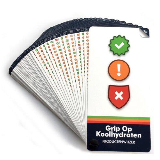 Afbeelding van Grip op Koolhydraten 6 - Productenwijzer